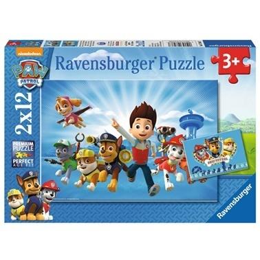 Ravensburger Ravensburger Puzzle 2-12 Parça Paw Patrol-1  Renkli